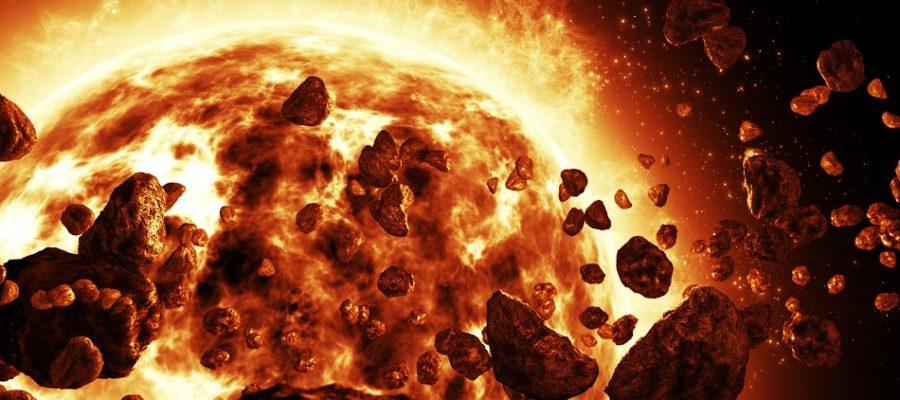 Sun Exploded - Does the sun rotate