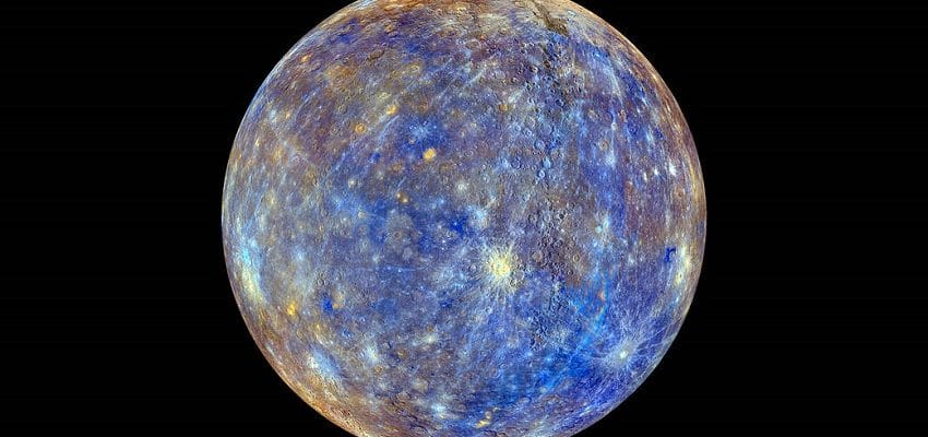 How far is Mercury from Earth