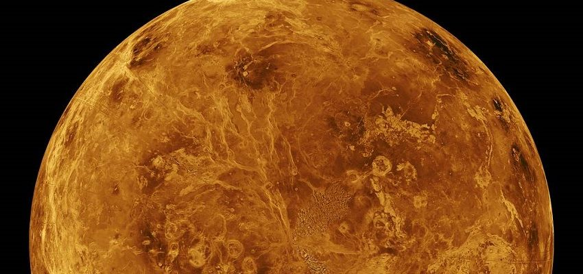 How far is Venus from Earth