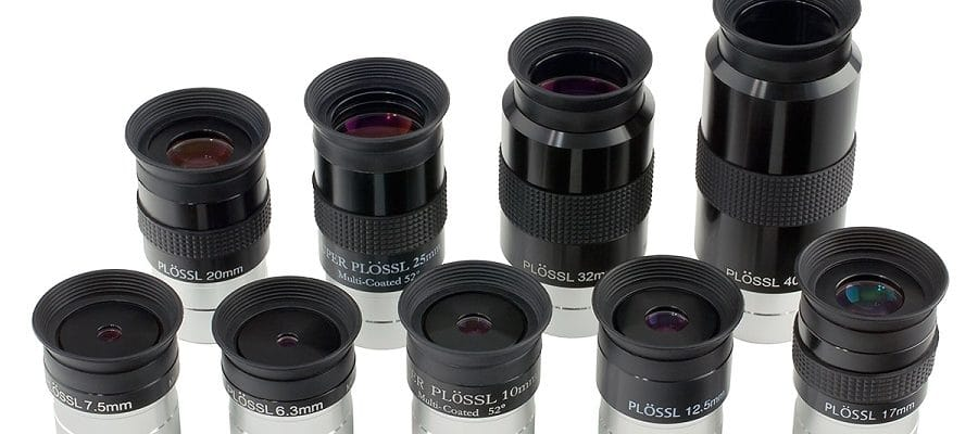Best Telescope Eyepieces