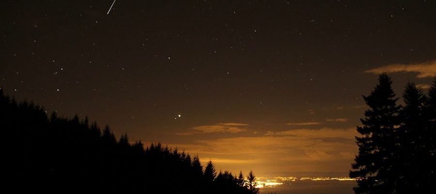 What are shooting stars? Facts about shooting stars.
