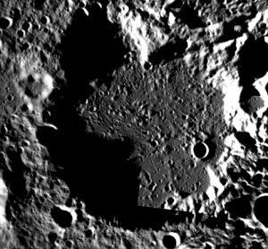 Moon Craters - Hermite